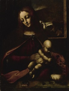 attributed-to-francesco-galli,-called-francesco-napoletano---madonna-and-child-behind-a-stone-ledge-with-a-potted-plant-and-bible,-a-landscape-visible-through-a-window-beyond.jpg