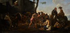michael-sweerts---men-wrestling-before-a-crowd.png